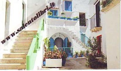 Immagine di CARTOLINA 10 X 17 BORGO ANTICO - OTRANTO