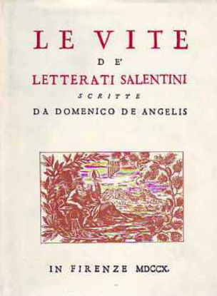 Immagine di Le vite dei letterati salentini