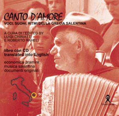 Immagine di Canto d'amore 2° (Libro + Cd) Voci, suoni, ritmi della Grecia Salentina