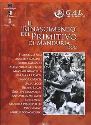 Immagine di IL RINASCIMENTO DEL PRIMITIVO DI MANDURIA DOC