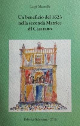 Immagine di UN BENEFICIO DEL 1623 NELLA SECONDA MATRICE DI CASARANO