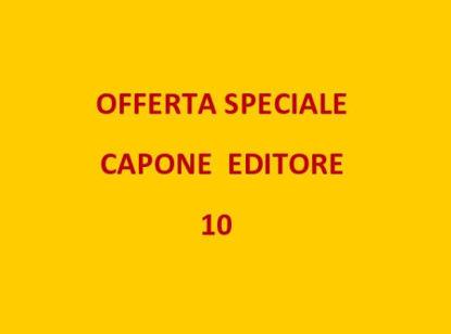 Immagine di OFFERTA CAPONE 10