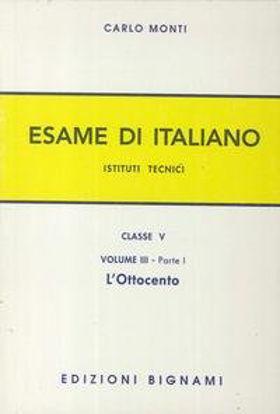 Immagine di ESAME DI ITALIANO. PER GLI IT - VOLUME 3-1