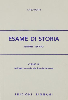 Immagine di ESAME DI STORIA. PER IT - VOLUME 3