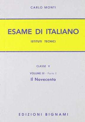 Immagine di ESAME DI ITALIANO.PER GLI IT - VOLUME 3-2