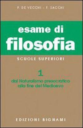 Immagine di BIGNAMI-COMPENDIO DI STORIA DELLA FILOSOFIA 1 - VOLUME 1
