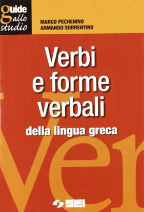 Immagine di VERBI E FORME VERBALI LINGUA GRECA