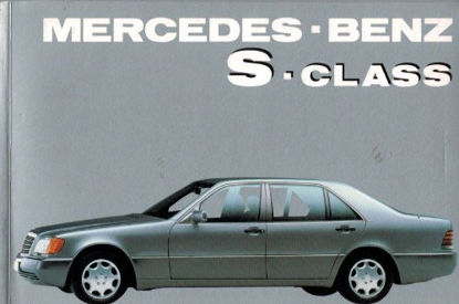 Immagine di MERCEDES-BENZ S. CLASS