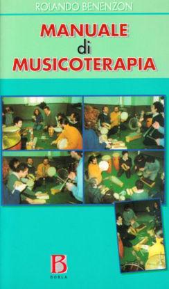 Immagine di MANUALE DI MUSICOTERAPIA