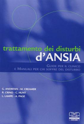 Immagine di TRATTAMENTO DEI DISTURBI D`ANSIA