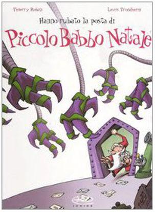 Immagine di HANNO RUBATO LA POSTA DI PICCOLO BABBO NATALE