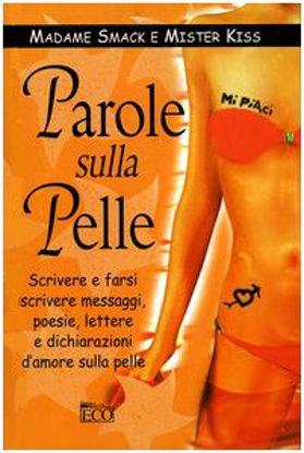 Immagine di PAROLE SULLA PELLE