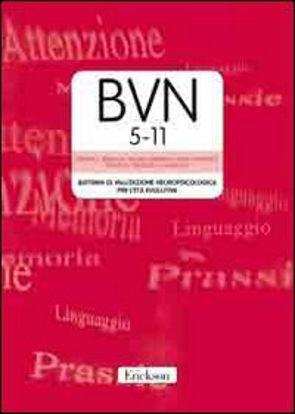 Immagine di BVN 5-11 BATTERIA DI VALUTAZIONE NEUROPSICOLOGICA PER L`ETA` EVOLUTIVA + CDROM