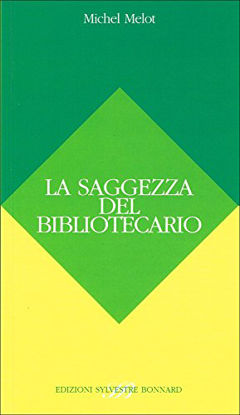 Immagine di SAGGEZZA DEL BIBLIOTECARIO