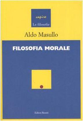 Immagine di FILOSOFIA MORALE