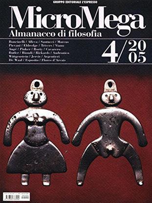 Immagine di MICROMEGA 4/2005 ALMANACCO DI FILOSOFIA