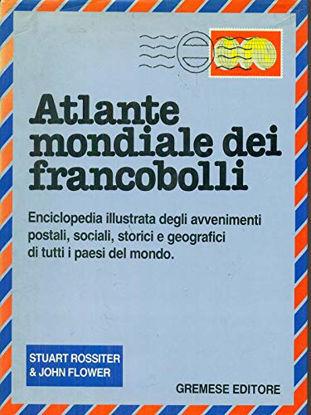 Immagine di ATLANTE MONDIALE DEI FRANCOBOLLI