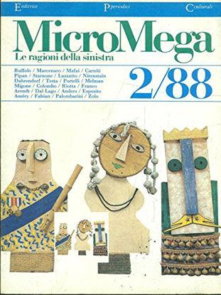 Immagine di MICROMEGA 2/88