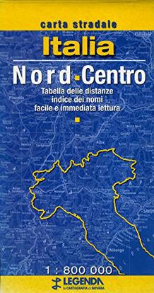 Immagine di CARTA D`ITALIA. CENTRO-NORD 1.800.000