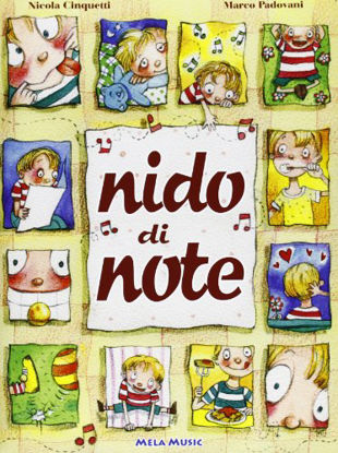 Immagine di NIDO DI NOTE. +CD AUDIO.