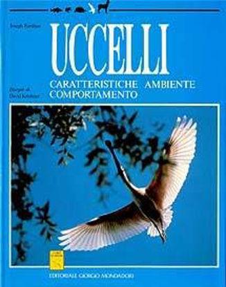 Immagine di UCCELLI CARATTERISTICHE AMBIENTE COMPORTAMENTO