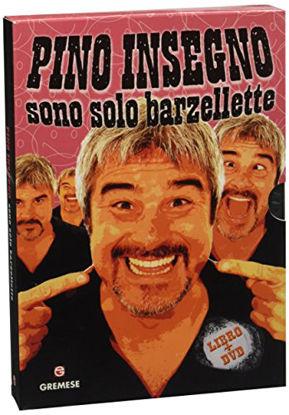 Immagine di SONO SOLO BARZELLETTE. CON DVD