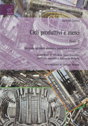 Immagine di CICLI PRODUTTIVI E MERCI