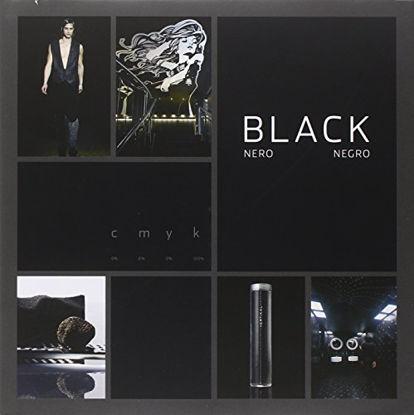 Immagine di BLACK. EDIZ. INGLESE, ITALIANA E SPAGNOLA