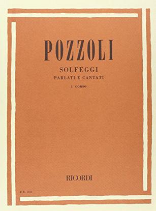 Immagine di SOLFEGGI PARLATI E CANTATI I CORSO - VOLUME 1
