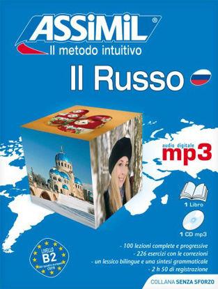 Immagine di RUSSO (IL) ASSIMIL MP3 LIVELLO B2