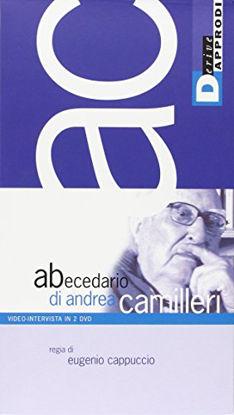 Immagine di ABECEDARIO DI ANDREA CAMILLERI. CON 2 DVD