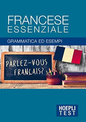 Immagine di FRANCESE ESSENZIALE. GRAMMATICA ED ESEMPI