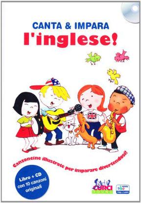 Immagine di CANTA E IMPARA L` INGLESE +CD