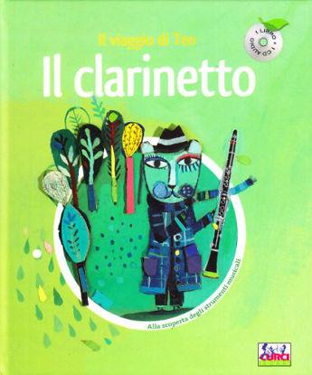 Immagine di CLARINETTO + CD  IL VIAGGIO DI TEO (IL)