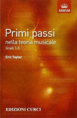Immagine di PRIMI PASSI NELLA TEORIA MUSICALE