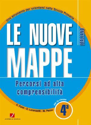 Immagine di NUOVE MAPPE DSA-ITALIANO 4 - VOLUME 4