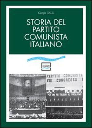 Immagine di STORIA DEL PARTITO COMUNISTA ITALIANO
