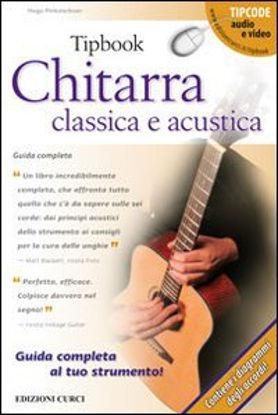Immagine di TIPBOOK CHITARRA CLASSICA E ACUSTICA