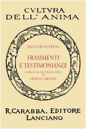Immagine di FRAMMENTI E TESTIMONIANZE
