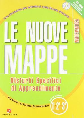 Immagine di NUOVE MAPPE DSA-MATEMATICA 1/2/3 - VOLUME 1/2/3