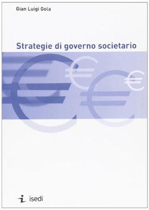 Immagine di STRATEGIE DI GOVERNO SOCIETARIO