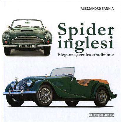 Immagine di SPIDER INGLESI - ELEGANZA, TECNICA E TRADIZIONE
