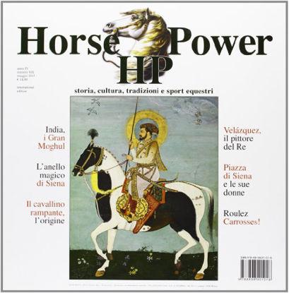Immagine di HORSE POWER HP STORIA CULTURA TRADIZIOI ESPORT EQUESTRI