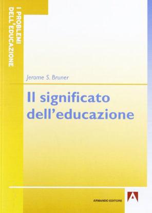 Immagine di SIGNIFICATO DELL`EDUCAZIONE