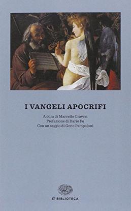 Immagine di VANGELI APOCRIFI (I)