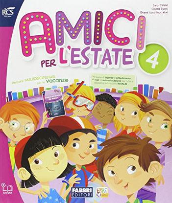 Immagine di AMICI PER L`ESTATE 4 SET - VOLUME 4