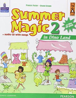 Immagine di SUMMER MAGIC+CD - VOLUME 2