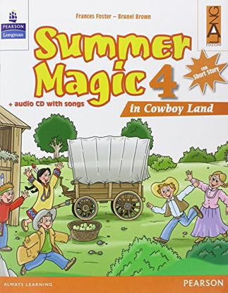Immagine di SUMMER MAGIC+CD - VOLUME 4