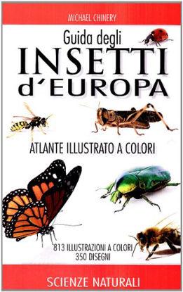 Immagine di GUIDA DEGLI INSETTI D`EUROPA