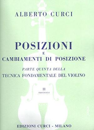 Immagine di POSIZIONI E CAMBIAMENTI DI POSIZIONE  - 2 FASCICOLO - PARTE QUINTA DELLA TECNICA FOND